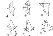 Kinderen origami