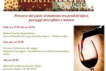 Montevecchia da Bere: Percorso del gusto al tramonto 25 Giugno Montevecchia (LC)