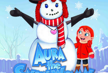 Aura the Snow Woman / Book in Development