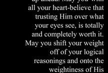gospel quoats