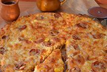 pizza fără blat