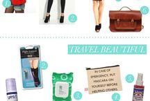 Plane/ travel stuff