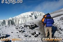 Mount Kilimanjaro Climbing/ 6 Days Rongai Route with our Professional Guides