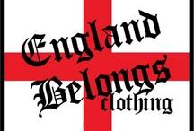 England Belongs Clothing