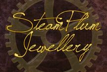 My Jewellery / I'd like to introduce my own handmade jewelleries, in pairs with my favourite pictures. I hope you'll like my world :) www.facebook.com/SteamPlum    www.steamplum.com