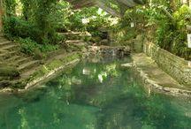 Hot springs/thermal water