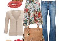 Clothing/Style Ideas / by Adrianna Gaia