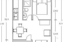 planos casas 30mts aprox