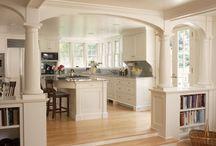 Tricky kitchen layout