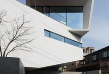 KANTA - Inspirational arcitecture / Inspirational architecture that SPS Projects identify with.