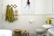 Bathroom / by Kelly Dykstra
