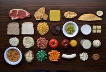 Food or recipes