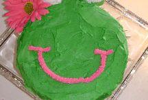 Livi's 1st birthday party  / by Kim Watson