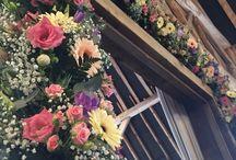Wedding/flower arch
