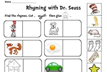 Preschool Dr. Seuss / by Stacey Bellush