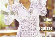 bluze tricotate de vara