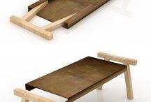 metal wood