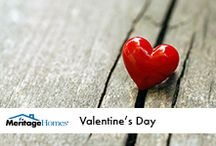 Valentine's Day / by Meritage Homes