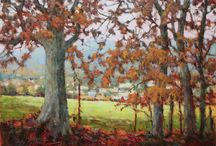 West Virginia Landscape Paintings