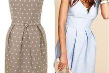 vestidos bolinhas