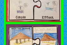 Cause and Effect Grammar Activities
