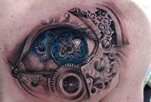 Tattoos / by Shelli King
