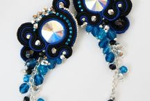 Soutache / Handmade jewellery