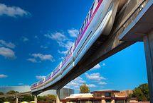 Train & Railway / Kereta & Rel Kereta Api