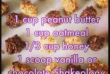 Healthy Snacks/Desserts / Healthier choices for snacks and dessert
