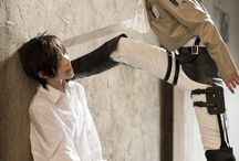 Cosplay Snk