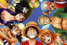 One Piece / One Piece (ワンピース Wan Pīsu?, romanized as ONE PIECE) is a Japanese shōnen manga series written and illustrated by Eiichiro Oda. It has been serialized in Weekly Shōnen Jump since August 4, 1997; the individual chapters are being published in tankōbon volumes by Shueisha, with the first released on December 24, 1997, and the 64th volume released as of November 2011. One Piece follows the adventures of Monkey D. Luffy, a 17-year-old boy who gains elastic abilities after inadvertently eating a supernatural fruit, and his diverse crew of pirates, named the Straw Hat Pirates. Luffy explores the ocean in search of the world's ultimate treasure known as the One Piece and to become the next Pirate King. Along his journey, Luffy makes several friends and battles a wide variety of villains, many of whom try to capture the Straw Hats.