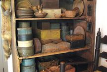 Pantries and Butteries