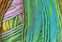Yarns: chunky / Chunky yarn - love it, as it gives successfull effect very quickly. See some nice ones.
