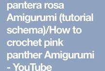 pantera cor de Rosa.
