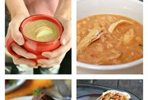 Crockpot slow cooker favorites...