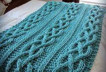 Crochet y punto para hogar