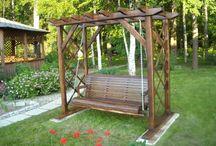 Мебель стулья качели