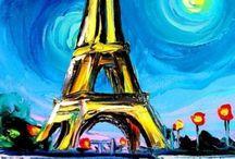 Festés, festmény