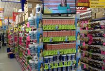 Chemist Warehouse, Australia / Chemist Warehouse wanted to be able to add to store ambience and energy, provide information to customers, increase sales of promoted items, support catalogue events and to sell airtime to stocked brands. ONELAN's digital signage was selected to achieve this due to their competitive pricing and their ability to enable either full screen or multizone multimedia layouts with simple content management.