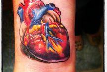 Tattoos / by Anna Beideman