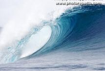 Waves / Some images of beautiful waves