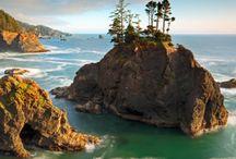 Samuel H Boardman State Scenic Corridor - Oregon