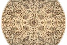 Ziegler Rugs / Shop for Ziegler Sultanabad Floral Ivory Wool Rug at Rugsville India; - Your Online Home Decor Outlet Store!