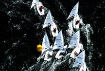 Voile Sailing / Voile Sailing  / by Francis Bissonnette