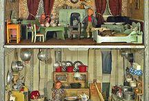 de poppenhuizen van dick en lia