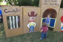 Camp Play Ideas