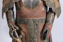 armor design / Armor from various parts of the world and different time periods.