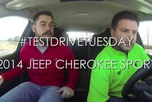 Test Drives / Videos of test drives on our lot! / by Zeck Ford