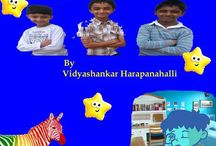 """Vidyashankar Harapanahalli English ebooks / VidyaShankar Harapanahalli, an IT Professional holds Master Degree from BITS, Pilani in Software Systems. Immensely interest in literature. Has authored India's first cell phone novel in Kannada, """"Kanasina Chitte Hidiyalu Horatu"""" (""""Out to catch a dreamy butterfly""""). His other book """"Shuba Sankalpa"""" is collection of motivational stories."""