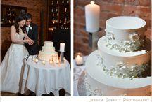 Wedding Color: Black & White / Black and white inspired weddings